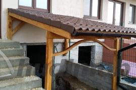 Molid cu tigla de beton
